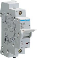 HAG MZ206 Podpěťová spoušť jističe 230V AC