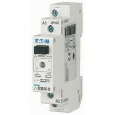 EATON ICS-R16A024B100 Z-R24/16-10 Instalační relé 24V AC, 1 zap. kont., 16A, LED a tlačítko