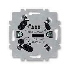ABB 3292U-A00003 Přístroje Přístroj spínací, pro univerzální termostat nebo spínací hodiny