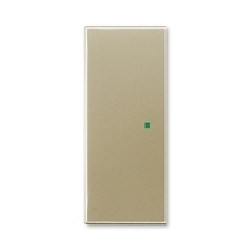 ABB 6220E-A02000 33 free@home Kryt 2násobný levý/pravý, bez potisku