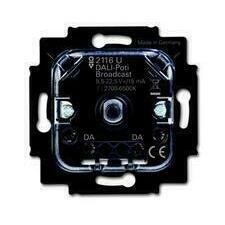ABB 2CKA006599A3025 Přístroje Přístroj potenciometru DALI TW pro tlač. spínání a otoč. ovl. (2116 U)