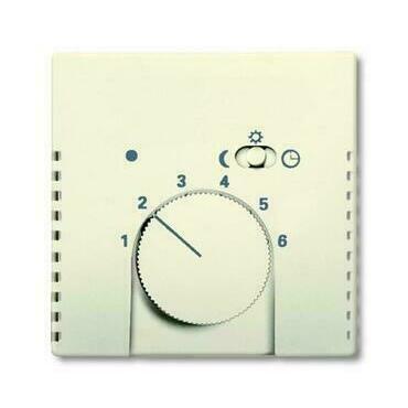 ABB 2CKA001710A3568 Future Kryt termostatu prostorového, s otočným ovládáním