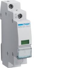 HAG SVN121 Kontrolka LED zelená, 230 V AC