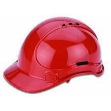 CIMCO 140203 Ochranná přilba VDE 50-66 červená