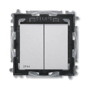 ABB 3559H-A05940 70 IPxx Přepínač sériový, řazení 5, IP44