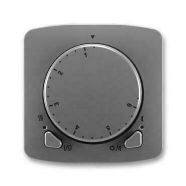 ABB 3292A-A10101 S2 Tango Termostat univerzální s otočným nastavením teploty (ovl. jednotka)