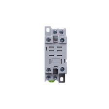 NOARK 110302 Ex9JM2DZ-10 Patice pro zásuvné relé 10 A, 2 kontakty