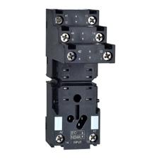 SCHN RXZE2S108M Jednostranná patice 2P, třmenová sv. (obj.množství 10 ks) RP 0,05kč/ks
