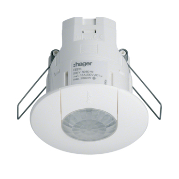 HAG EE816 Detektor přítomnosti, stropní 360° zapuštěná mont.,