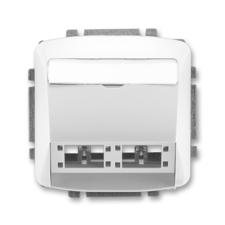 ABB 5014A-A00420 S Tango Kryt zásuvky komunikační (pro prvky R&M freenet)