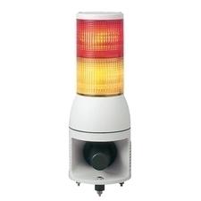 SCHN XVC1M2HK Smontovaný signální sloup,100 mm,LED,100-240V,Siréna,Ru-Oranž. RP 2,07kč/ks