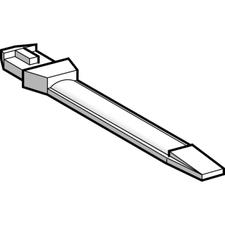 SCHN AR1SC03 Držák značení vodičů pro koncovky DZ5CA
