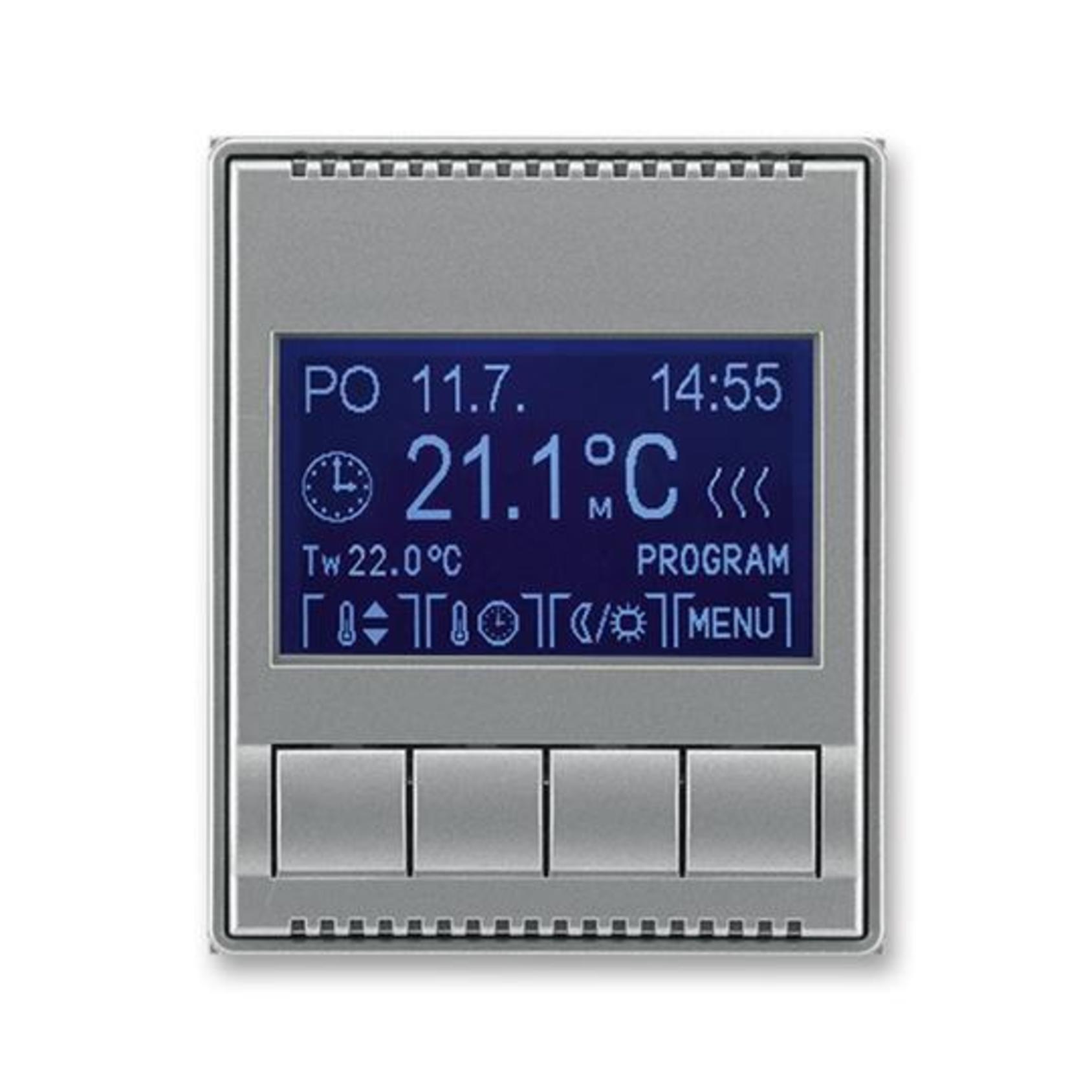 ABB 3292E-A10301 36 Time Termostat univerzální programovatelný (ovládací jednotka)