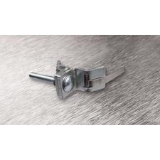wpr8221 PTA-AC1 pozinkovaná šroubovací spona ARTUR CLAMP pro kotvící pásy do š. 9,6 mm, 1 ks šroub +
