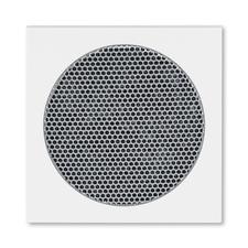 ABB 5016H-A00075 03 Levit Kryt pro reproduktor, s kulatou mřížkou (AudioWorld)