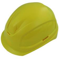 Elektrikářská ochranná helma žlutá vel 52 - 61 cm