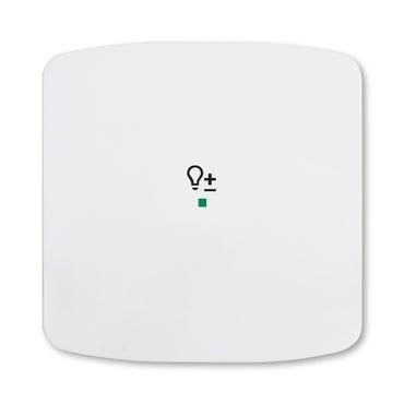 ABB 6220A-A01004 B free@home Kryt 1násobný, symbol stmívání