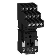 SCHN RXZE2S114M Jednostranná patice 4P, třmenová sv. (obj.množství 10 ks) RP 0,07kč/ks