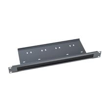 """SCHN NSYCRTM1U1P 19"""" panel 1U kartáč+kabelový držák"""