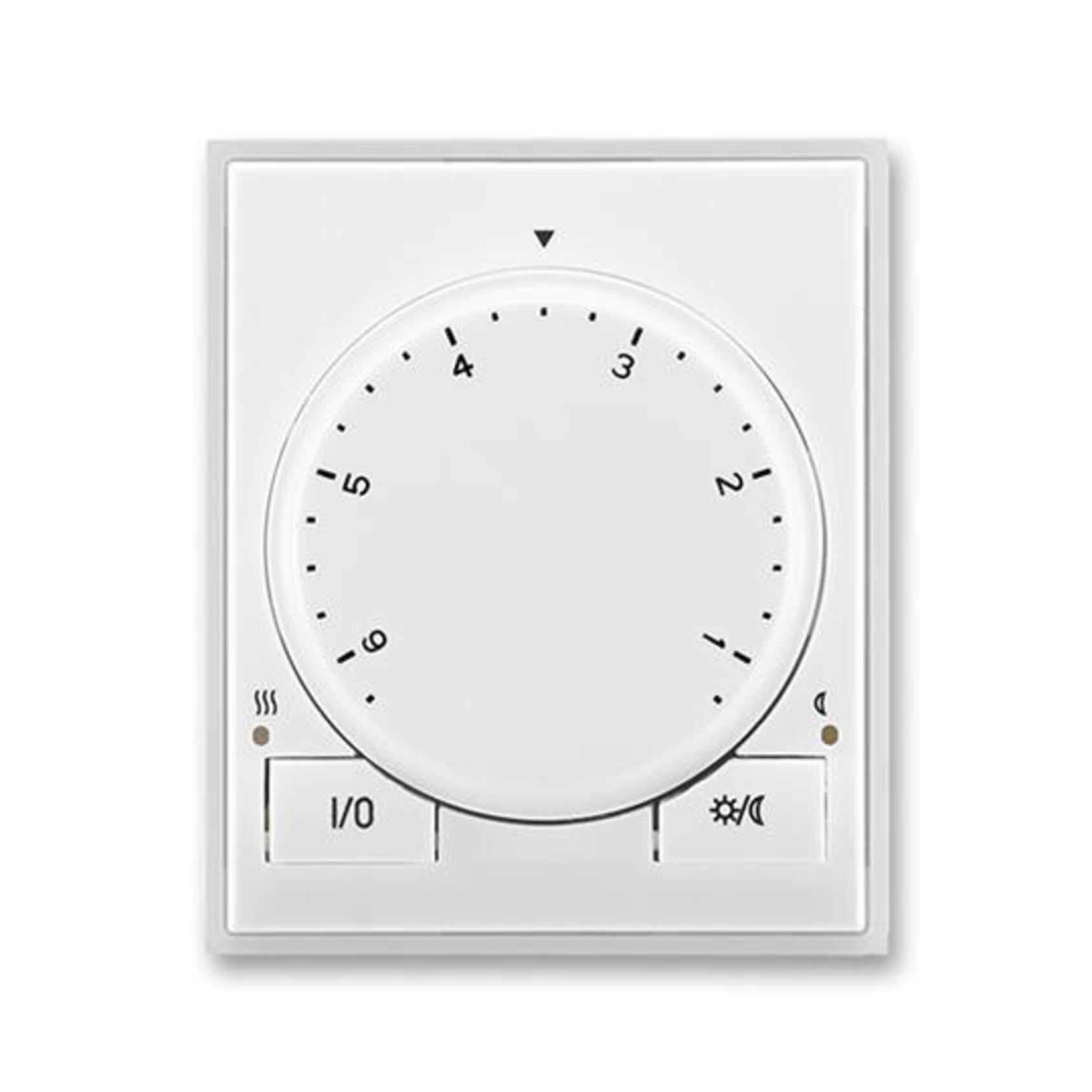 ABB 3292E-A10101 01 Element Termostat univerzální s otočným nastavením teploty (ovl. jednotka)