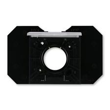 ABB 5530H-C67107 70 Levit Zásuvka centrálního vysávání, se základnou