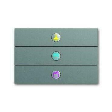 ABB 2CKA006310A0122 KNX Ovladač trojnásobný priON