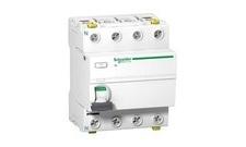SCHN A9Z11425P Proudový chránič ID 4P- 25A- 30mA-  AC- 10kA PROMO RP 0,42kč/ks (poukázka CCS 200Kč)