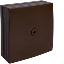 HAG ATA711598014 Krabice pro rozbočení, 115x115, PVC, hnědá