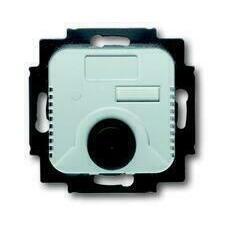ABB 2CKA001032A0484 Přístroje Přístroj termostatu s otočným ovladačem, 10 A (4 AX)