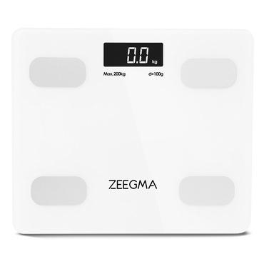 Analytická osobní váha bílá ZE-GEWIT white ZEEGMA