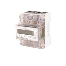 EL 1008831 Elektroměr DTS 353C 80A MID, 4,5mod., LCD, 3-fáz., 1-tar., fakturační RP 0,60kč/ks