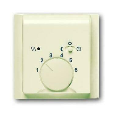 ABB 2CKA001710A3746 Impuls Kryt termostatu prostorového, s otočným ovládáním