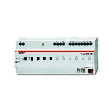 ABB 2CKA006197A0038 KNX Stmívací akční člen 6x 315 až 1x 1 890 W/V·A