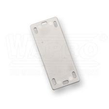 wpr2285 PS-WT-6025 popisovací štítky pro vázací pásky, 60,8 x 25,2 mm, nylon 66, přírodní