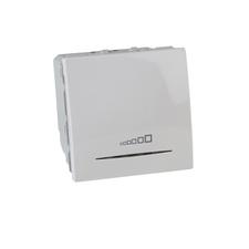 SCHN MGU3.515.18 Stmívač tlačítkový 20-350W, polar RP 0,11kč/ks