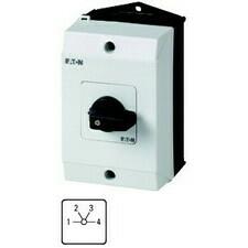 EATON 207106 T0-2-8231/I1 Stupňový přepínač, 1-pól, 20A