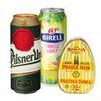 Pilsner Urquell, Radegast Birell a Pražská šunka