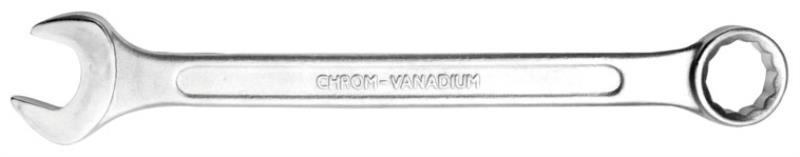 Klíč očkoplochý z CrVa, 18 mm