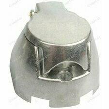 Zásuvka kovová Vapol 7-pin 5 ks