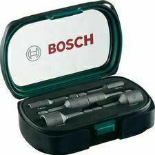 Sada nástrčných klíčů Bosch 6–13 mm 6 ks