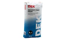 Písek zásypový DEK hrubý 25kg
