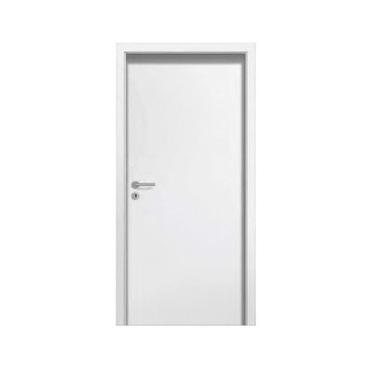 Dveře jednokřídlé Polskone LEO plné, levé bílé, šířka 800 mm
