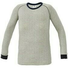Tričko s dlouhým rukávem Cerva Lion šedá M/L