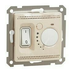 Termostat podlahový Schneider Sedna Design béžová