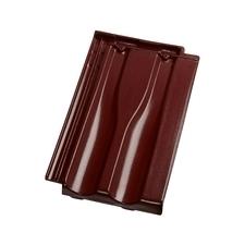 TONDACH HRANICE 11 Základní taška Glazura Amadeus červená