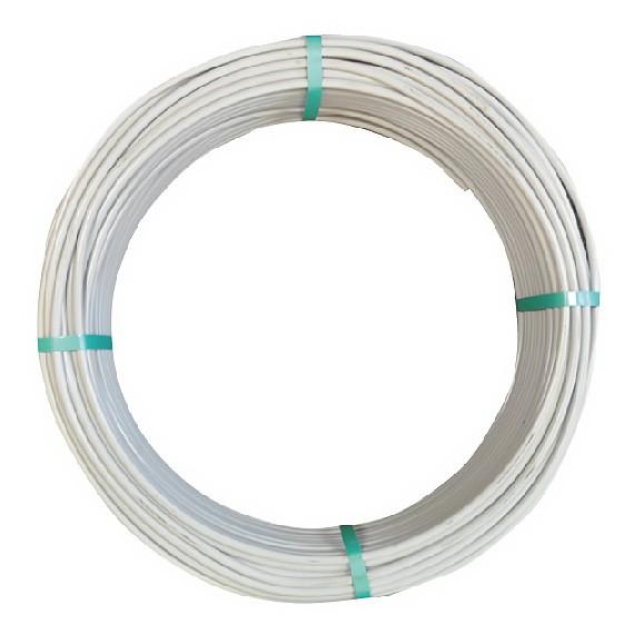 Drát AlMgSi/PVC pr. 8 mm (20kg/bal = 100bm)