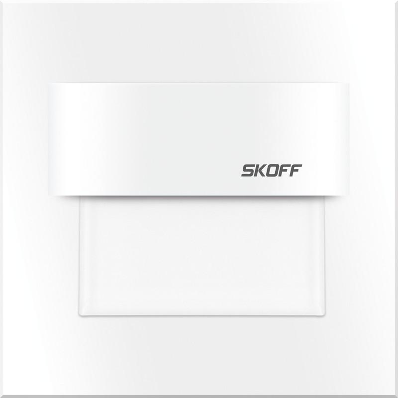 Svítidlo LED Skoff Tango 230VAC, 4000K, 1,8W, bílá