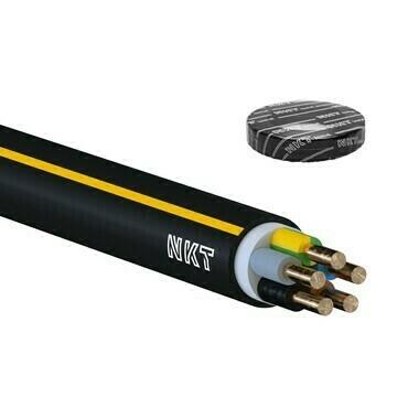 Kabel CYKY-J 5× 2,5 RE 50m/bal