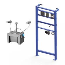 Automatický centrální dávkovač mýdla Sanela SLZN 83ER2, 230 V AC