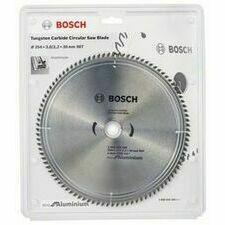 Kotouč pilový Bosch Eco for Aluminium 254×30×3 mm 96 z.
